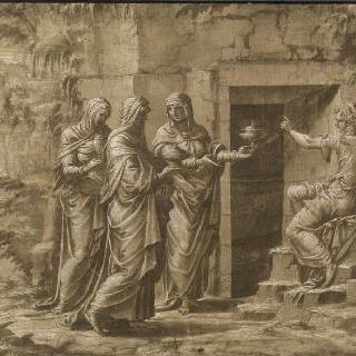 그리스도의 무덤가의 성녀들