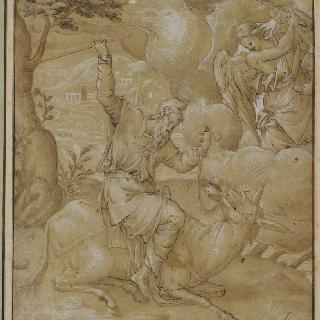 발라암과 그의 암나귀