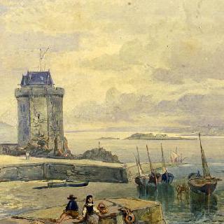 생세르반쉬르베르의 솔리도르 탑