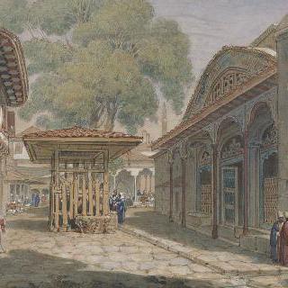 트레비종드의 오르타 이사르 회교 성원