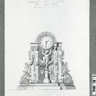 시계 계획안