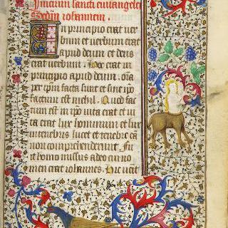 로베르 왕과 게르마니아 앙리 황제의 회견