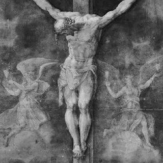 십자가에 매달린 그리스도