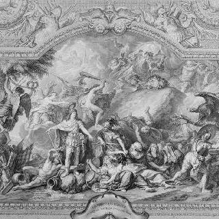 1674년 프랑슈콩테의 두 번째 정복