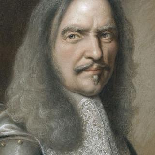 앙리 드 라 투르 도베르뉴의 초상, 투렌 자작 (1611-1675)