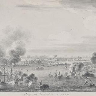 1628년 라 로쉘의 점령