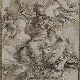 로마의 우의화