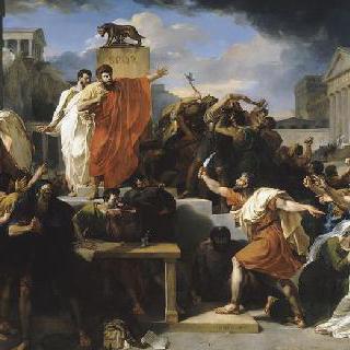 비르지니의 죽음
