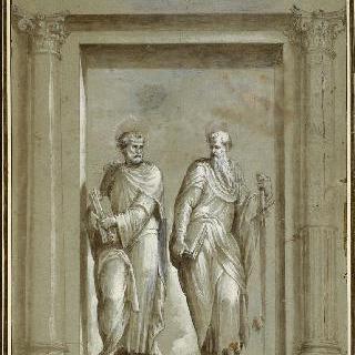성 베드로와 성 바오르