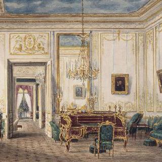 생 클루의 외제니 황후의 집무실
