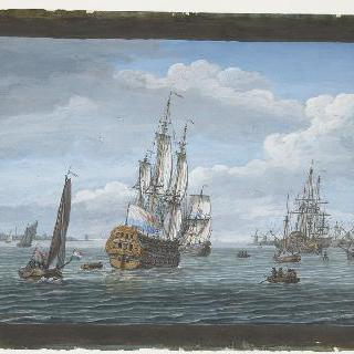 네덜란드 바닷가