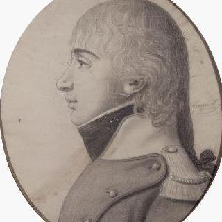 군복을 입고 있는 루이 보나파르트 (1778-1846) ()