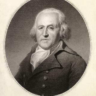자크 장 르콜퇴 뒤 몰레이의 초상 (1740-1823)