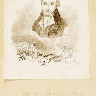 테오도르 샤를르 모자르의 초상