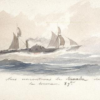 데생 앨범 : 미국의 남북전쟁 이야기 (1861년-1862년)