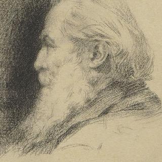 에베르 프로필 초상