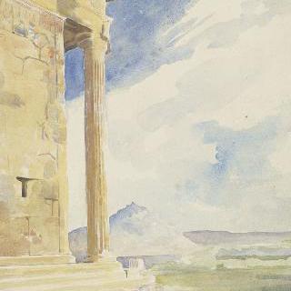 아테네의 아크로폴리스, 에렉테이온 신전