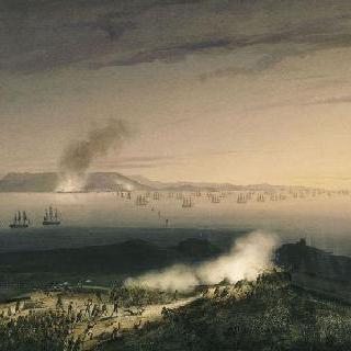 1794년 11월 19일 오전 6시 툴롱의 점령