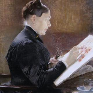 마틸드 공주의 초상 (1820-1904)