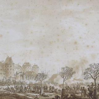 1806년 11월 7일 루베크 도시 입구의 전투
