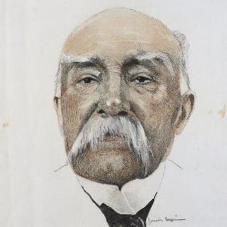 조르쥬 클레망소의 초상