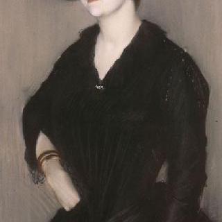 마리 블랑슈 바스니에르의 초상