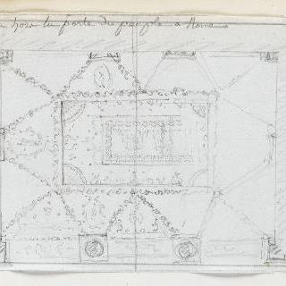 천장화 계획안