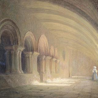 수도원 경내