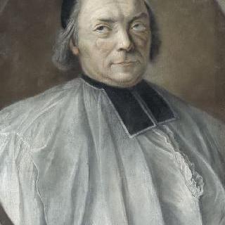 사제 조제프 오귀스탱 부르솔의 초상