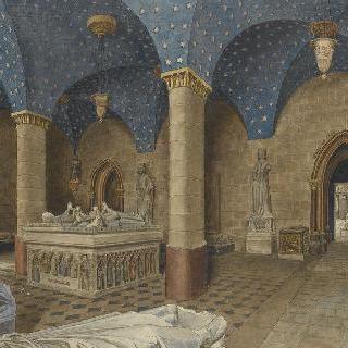13세기의 전시실