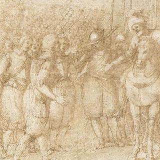 쿠트라스 전투 후 앙리 드 나바르의 관용