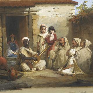 카빌리아의 북아프리카 원주민들