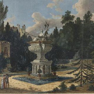 프랑스 기념물 박물관의 디안 드 푸아티에의 무덤