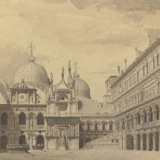도즈 궁전 뜰 (베네치아)