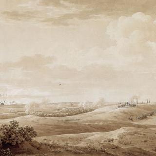 1807년 5월 2일 새벽 홈 섬의 탈환