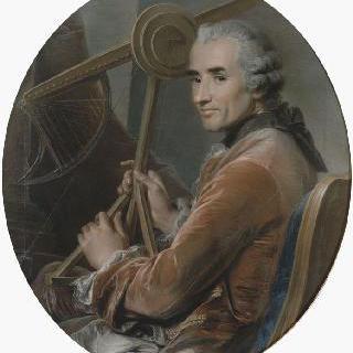1763년 앙투안 조제프 로리오의 초상 (1716-1782)