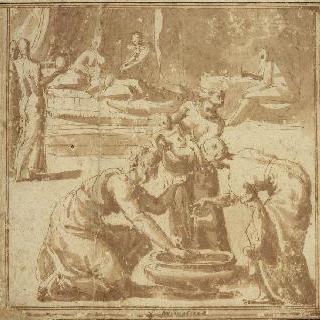 세례 요한의 탄생