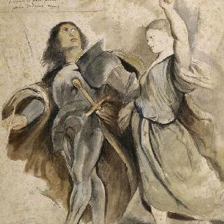 오귀스트와 무녀