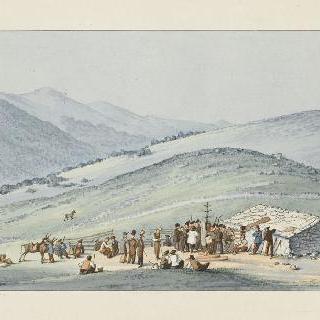 피레네 지방 풍경