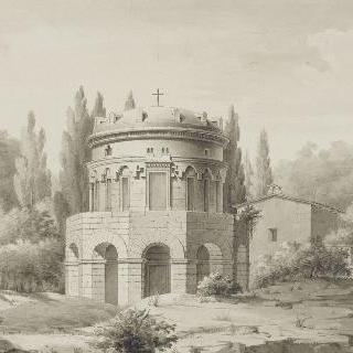 라벤의 테오도릭의 무덤