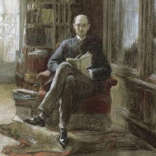레이몽 쾨슐랭 (1860-1931), 수집가