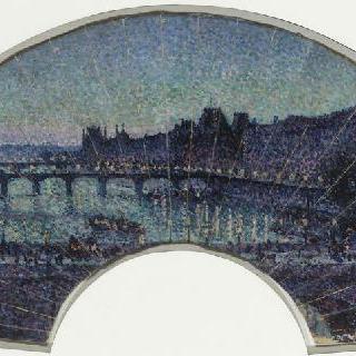 루브르 박물관과 퐁네프 다리