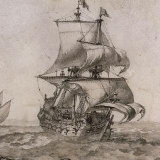 대범선, 군함
