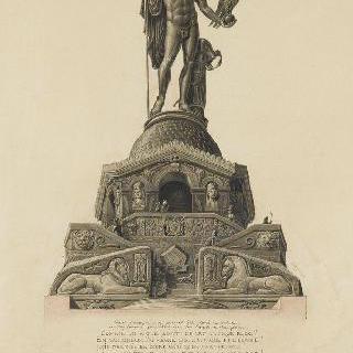 나폴레옹 1세 기념건조물 계획안