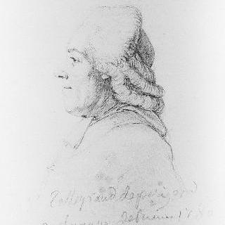 탈레이랑 페리고르 예하, 랭스 대주교, 1780