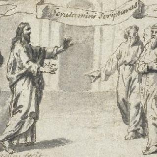 예수와 의사들