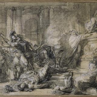 피뤼스의 죽음