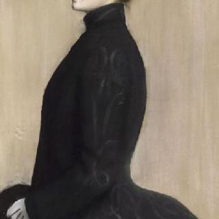 왈레 부인의 초상