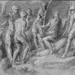 디오게네스와 알렉산더 대왕
