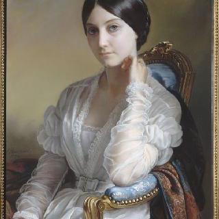 레옹 리스네르 부인의 초상